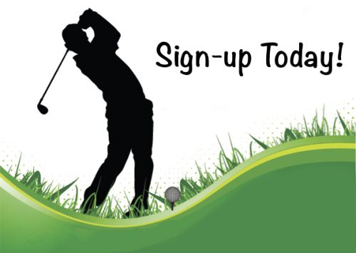 Golf Tournament Player Entry