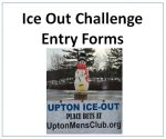 Ice Out Contest Entry Options